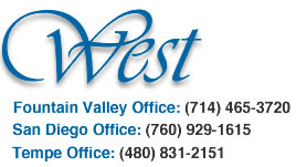 West Electronic Sales Logo